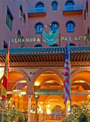 El hotel Alhambra Palace lanza su propuesta turística para el invierno en la Milla de Oro cultural de Granada
