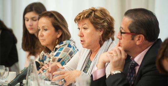 La alcaldesa de Cartagena destaca la buena marcha del Sector congresual gracias a la Oficina de Congresos y a El Batel