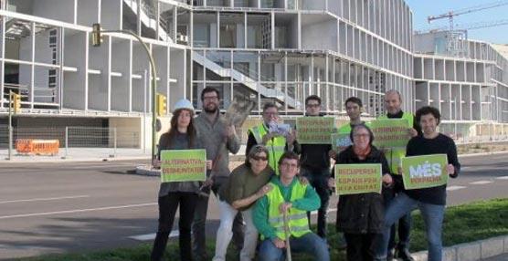 MÉS per Palma propone desmontar el Palacio de Congresos por ser la opción más económica para la ciudad