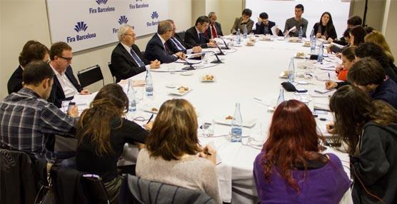 Fira de Barcelona prevé cerrar 2013 con unos ingresos de más de 117 millones de euros, aumentando lo inicialmente presupuestado