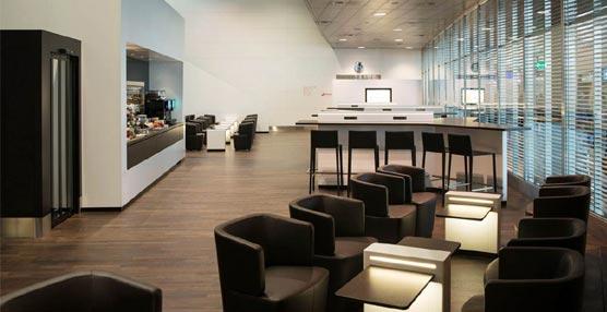 La aerolínea Swiss facilitará el acceso preferente a sus pasajeros Premium en los aeropuertos de Madrid y Barcelona