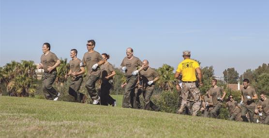 El Barceló Montecastillo ofrece a las empresas un entrenamiento militar como actividad de 'team building'