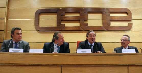 CEOE se marca entre sus prioridades para el próximo año la defensa de una menor presión fiscal y la lucha contra el intrusismo