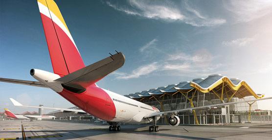 Iberia contará a partir de enero con 1.200 nuevas conexiones a la semana desde la T4, 200 de ellas de largo radio