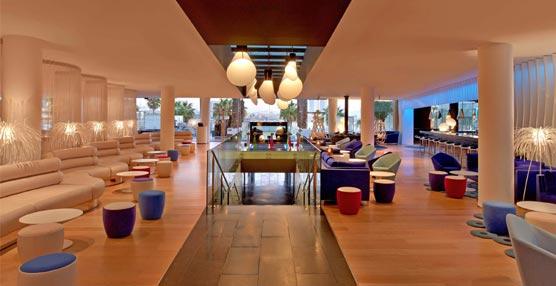 El hotel W Barcelona inaugura su W Lounge para convertirle en el centro neurálgico del establecimiento