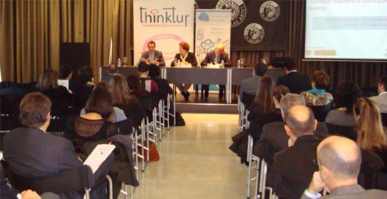 Álvaro Carrillo propone la creación de una plataforma tecnológica europea y latinoamericana del turismo