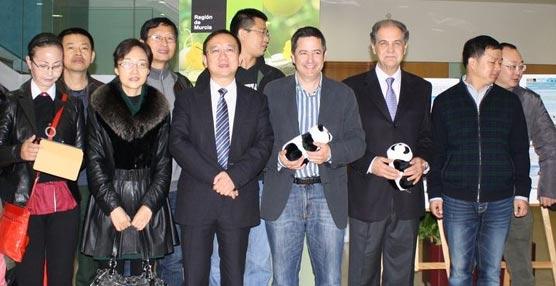 La provincia china de Sichuan se interesa por el modelo turístico rural establecido en la Región de Murcia