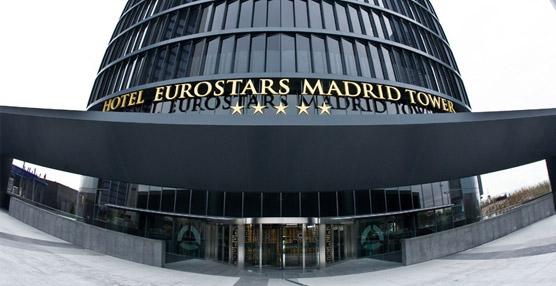 El Eurostars Madrid Tower es el hotel oficial del partido benéfico Champions for Life, organizado por Unicef