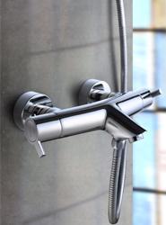 Termodrako, el nuevo termostático de Ramon Soler, incorpora un sistema de seguridad antiquemaduras