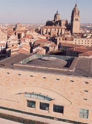 Aprobada la constitución de una comisión ejecutiva de gestión del Palacio de Congresos de Salamanca