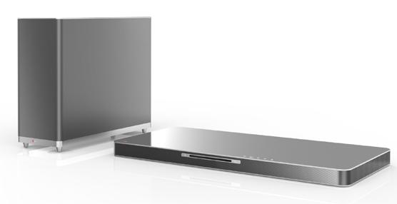 LG presenta una nueva gama de equipos inteligentes, diseñados para mejorar la experiencia de audio del usuario