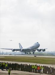 Boeing cierra 2013 con un total de648 entregas de aviones comerciales, cifra récord en la historia de la compañía