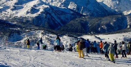 El Valle de Arán registra un 18% de ocupación hotelera más en la primera semana de enero respecto a 2013
