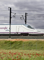 El AVE alcanza una cuota de mercado del 90% frente al transporte aéreo en la conexión entre Madrid y Valencia