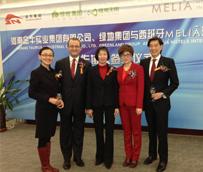 Meliá Hotels International anuncia dos hoteles que abrirán en 2015 y 2016 en Zhengzhou, China central