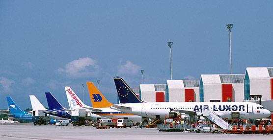 El desplome del mercado doméstico lastra los resultados de los aeropuertos españoles, que pierden siete millones de pasajeros