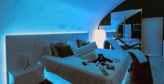 Margarita Bonita presenta su primera suite en Canarias, en el cuatro estrellas VIK Suite Hotel Risco del Gato
