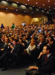 La Junta de Andalucía contacta con compradores británicos del Sector MICE para captar eventos para la Comunidad