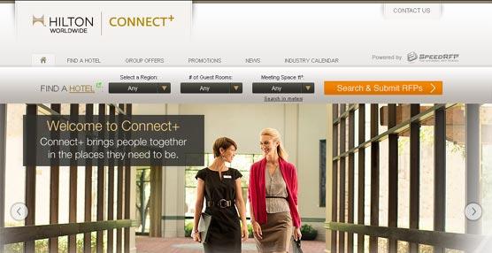 Hilton crea una plataforma en la nube para la gestión eficiente y en tiempo real de reuniones y eventos en todo el mundo