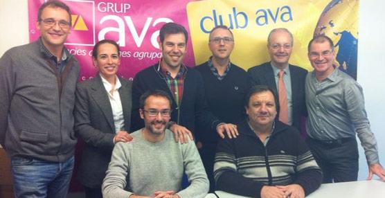 Daniel Canals se convierte en el nuevo presidente de AVA en sustitución de Pau Alemany, ahora tesorero