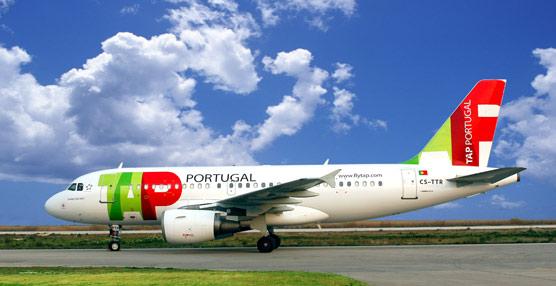 TAP cierra el año con un 5% más de pasajeros transportados y roza un coeficiente de ocupación medio del 80%