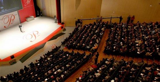 El Centro de Congresos de Ávila reduce su actividad en 2013, aunque presenta un pequeño superávit