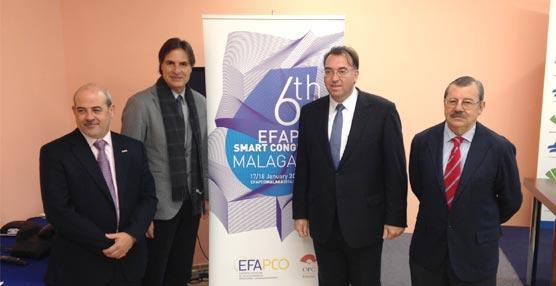 Más de 150 profesionales del Sector procedentes de 14 países europeos se dan cita en Málaga durante el congreso de EFAPCO