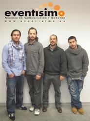 Eventisimo incorpora a seis profesionales en diversos departamentos ante el crecimiento de la compañía