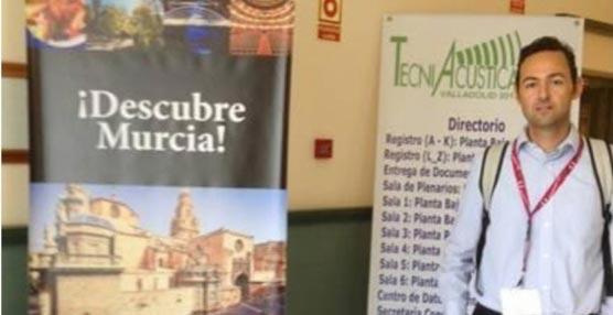 Murcia acogerá en octubre de este año varios congresos sobre la acústica en la Universidad Católica San Antonio
