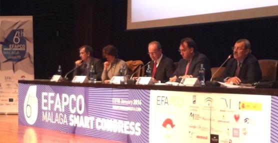 Málaga y su Palacio de Ferias y Congresos presentan su oferta congresual ante más de 150 profesionales europeos del Sector