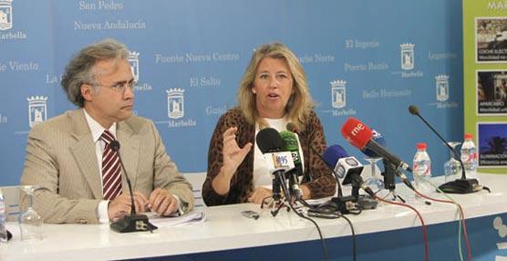 Marbella potenciará en Fitur su imagen como destino ideal para la celebración de reuniones y eventos