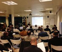 Reunión en Barcelona con empresarios catalanes para dar a conocer la edición 2014 de InteriHOTEL