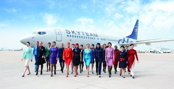 La alianza SkyTeam presenta en Fitur su producto para el Sector MICE y sus servicios para Business