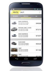 Hertz muestra en Madrid sus servicios de alquiler de vehículos, destacando su producto 'Hertz 24/7'