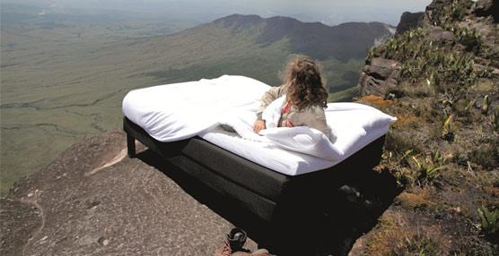 Ibis expedition, the ultimate sleep: La experiencia que demuestra el confort absoluto de la cama Sweet Bed by ibis