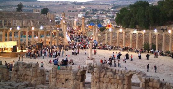 Jordania apuesta por la gastronomía, el Turismo religioso y el MICE para impulsar la llegada de turistas