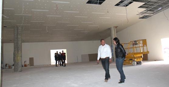La estación de autobuses de Morro Jable, en Fuerteventura, contará con un salón de actos para casi 300 personas