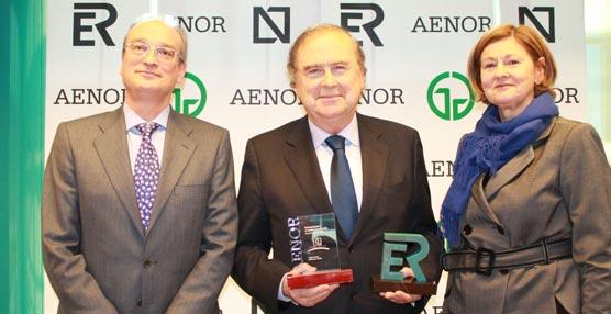 Aenor reconoce la política de calidad del Palacio de Congresos Euskalduna de Bilbao