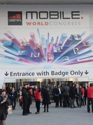 El Mobile World Congress, que en 2013 reunió a más de 72.000 personas, se celebra el próximo mes en Barcelona