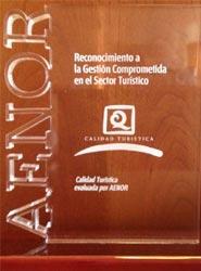 Aenor reconoce la calidad de los servicios que presta el Palacio de Congresos de Canarias