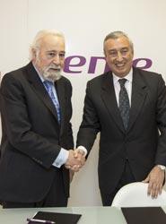 Ifema y Renfe prorrogan su acuerdo de colaboración para fomentar el transporte el tren y el turismo de negocios