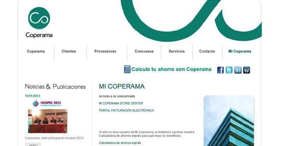 Con el Plan Renove 2014 de Coperama los hoteles pueden ahorrarse hasta un 35% al renovar equipamiento