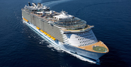 El beneficio de Royal Caribbean International se dispara hasta los 346 millones de euros en 2013, frente a los 13 millones de 2012