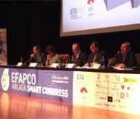 EFAPCO reúne en Málaga a más de 150 profesionales del Sector en su congreso anual centrado en el 'smart congress'