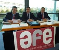 José Antonio Vicente es reelegido como presidente de la Asociación de Ferias Españolas por un periodo de dos años