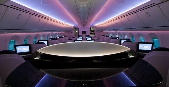 Qatar Airways presenta sus nuevos asientos en Clase Business de los aviones Dreamliner 787 de Boeing