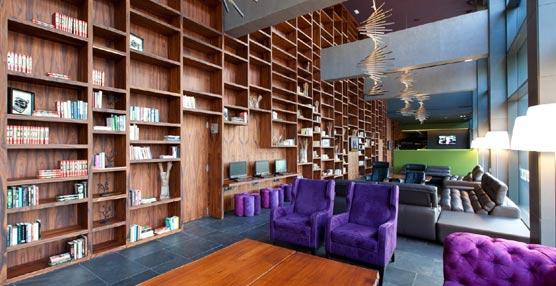 El Hotel SB Plaza Europa alberga la que será 'la biblioteca hotelera más grande de España'