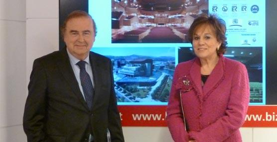 El Palacio Euskalduna de Bilbao acoge 744 eventos en 2013 con un impacto económico de 77,5 millones de euros