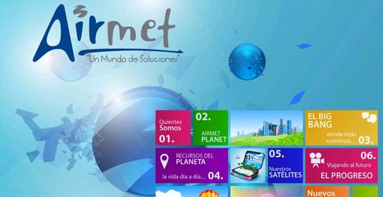 Airmet lanza una nueva página 'web' que muestra los recursos y servicios que pone a disposición de las agencias