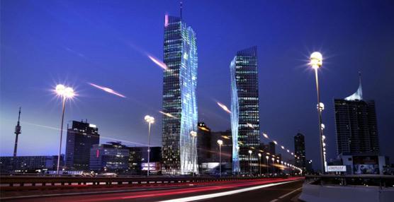 Meliá Hotels International inaugura el nuevo Meliá Viena en el rascacielos más alto de Austria, la 'Torre del Danubio'